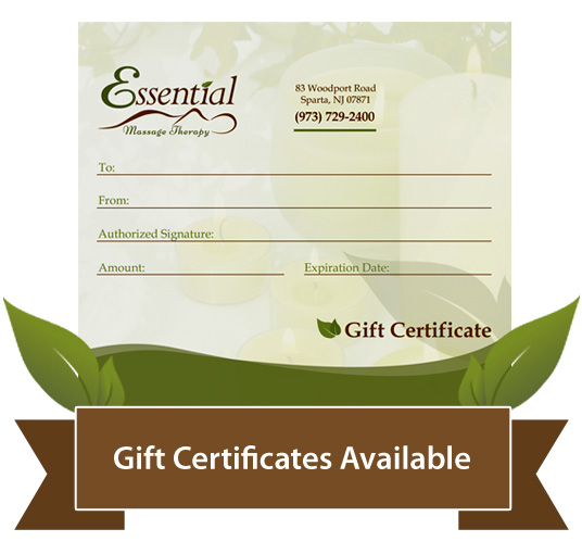 Download Gift Certificates